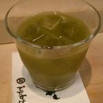 鮨でですけ - 緑茶