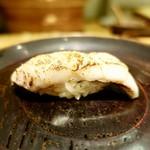鮓や 大東 - [2018/08]寿司⑧ 太刀魚の炙りの握り