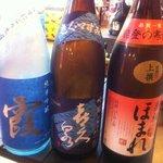 大一酒場 - 利き酒セット 日本酒