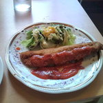 屋久島オリオン - 飛び魚のフライ トマトソース