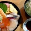 三明寿司 - 料理写真:デラックス丼