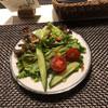 リストランテ岡本 - 料理写真:野菜サラダ