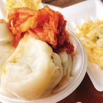 豊華 - 料理写真:水餃子アップ