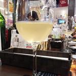 ちょい飲み バー ドン キホーテ - お一人様×2杯のみチラーノ80円白