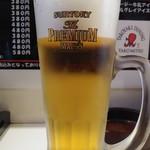 たこ焼き居酒屋 蛸光 - 食べログクーポンで生ビールはプレミアムモルツ通常480円がサービス!