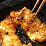 焼肉 バリバリ - シマチョウ