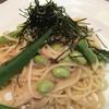 パインツリーカフェ - 料理写真:タラコパスタ