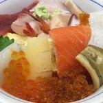 丸喜寿司 - 何と13種類のネタにビックリ