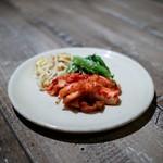 代官山焼肉 kintan - ☆前菜キムチとナムルの3種盛合