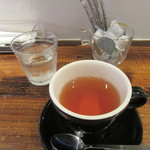 リトルネストカフェ - セットの紅茶「アールグレイ」