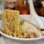 麺屋 雪風 - 麺リフト