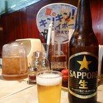 李朝園 - ビール