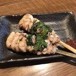 串焼旬菜食堂 うっとり - しそ巻