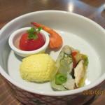 pecora - 前菜