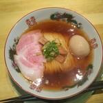 90783663 - 中華そば(醤油)+味玉