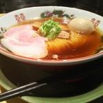 90783665 - 中華そば(醤油)+味玉