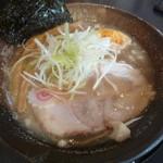 麺屋 遊助 - '18/08/12 横浜家系(税込800円)