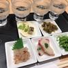 もりっしゅ - 料理写真:唎き酒セット