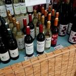 湯殿山直売所 - ドリンク写真:月山ワイン