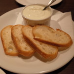 バクヤ - クリームチーズ&バゲット