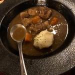 90789773 - 牛肉のギネス煮込み