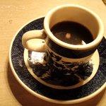 純喫茶クラウン - ホットコーヒー