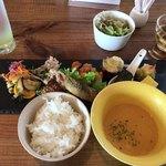 キッチンミーズ - 料理写真:スレートランチ