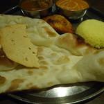 インド料理 ムンバイ - 銀座セット