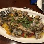 サンギュリエ - 蒸し魚とあさり