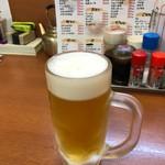 全国珍味・名物 難波酒場 - 生ビール