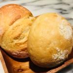 天然酵母の焼きたてパン【2個】