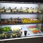 90798551 - 1807_SSIKKEK Korean BBQ -食客- Sunter_Buffet(Adult)@169,900Rp 野菜も豊富!