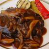 レストランブロンズ - 料理写真:ハンバーグステーキ(1,500円)