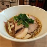 京都千丸 しゃかりき - 鯛煮干しの冷やしラーメン