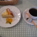 バジリコ - ベーグド チーズケーキ