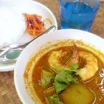 タイ料理ファンディー - ゲーンルアン(許可を得て転載)