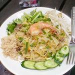 タイ料理ファンディー - パッタイ(許可を得て転載)