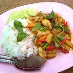 タイ料理ファンディー - パッペ(許可を得て転載)
