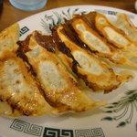 日高屋 - 料理写真:焼き色いいね 餃子