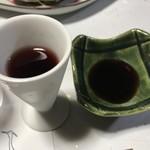 湯之島館 - 食前酒など