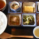 こちかぜ - 朝かゆ定食