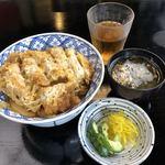 桶松食堂 - 料理写真:かつ丼(上)  1200内