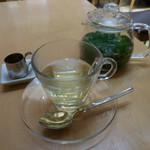 パークサイドカフェ - フレッシュハーブティー