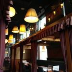 ITALIAN RESTAURANT & BAR GOHAN - 店内