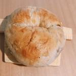 香麦荘 - アップルシナモン&クリームチーズ