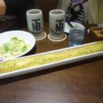 ニユー・トーキヨー ビヤホール - ガーリックトースト500円