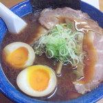 9081004 - しょうゆラーメン+煮卵