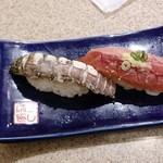 まぐろと魚貝とうまい酒 成増 寿し常 エキア成増店 - シャコと何か