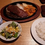 長屋ステーキ - 牛ロースステーキ150g