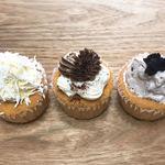 e-cake - 料理写真:買ったカップケーキ